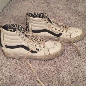 Hi top Vans Sneakers